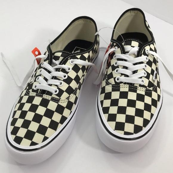 3f0ed818609e Vans Authentic Lite Checkerboard